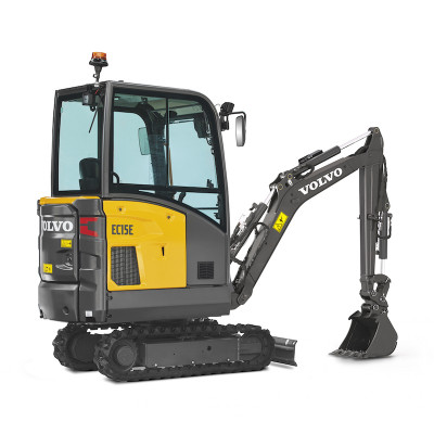 Escavatore compatto Volvo EC15E