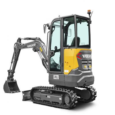 Escavatore compatto Volvo EC27D