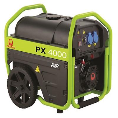 Gruppi Elettrogeni mobili Pramac PX4000