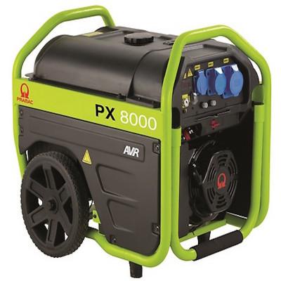Gruppi Elettrogeni mobili Pramac PX8000