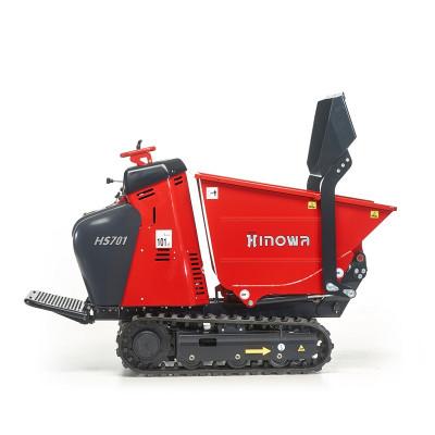 Mini Dumper cingolato Hinowa HS701 Autocaricante