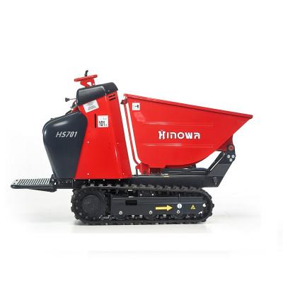 Mini Dumper cingolato Hinowa HS701