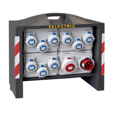 Quadro elettrico ASC di distribuzione mobile sere SE9000